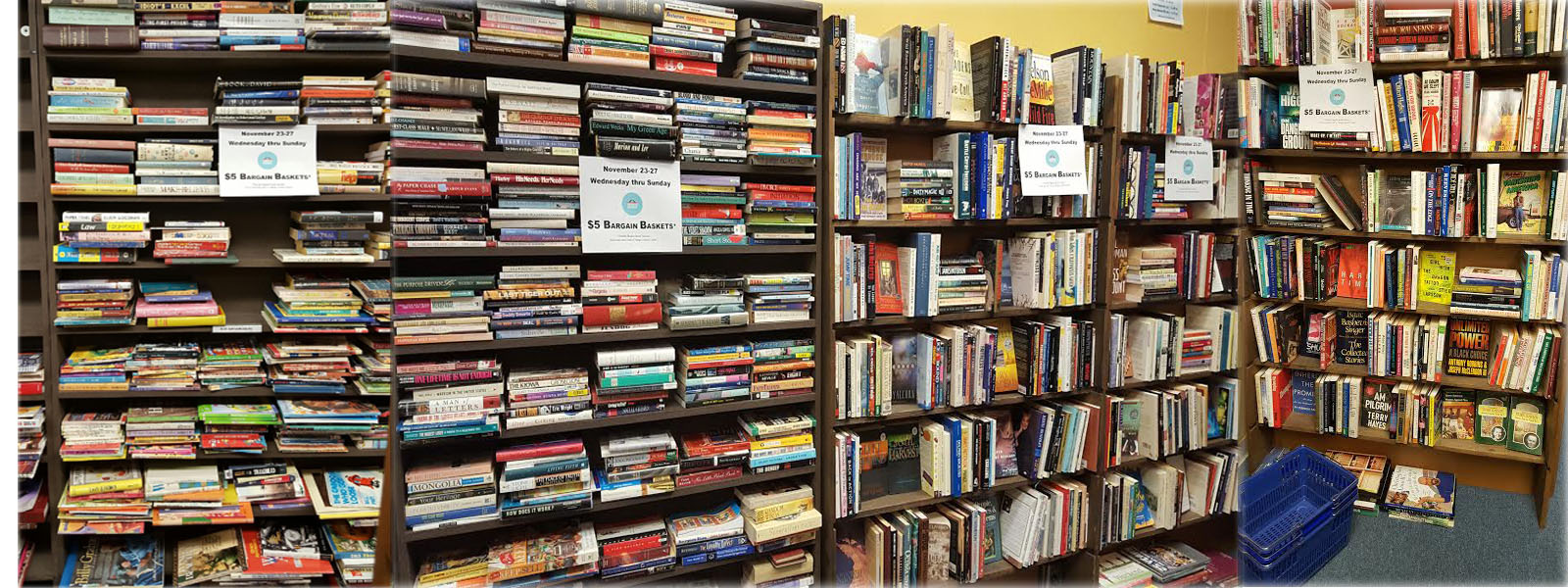 used books spokane valley wa